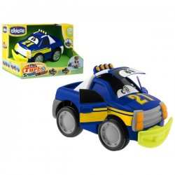 Chicco Samochód Turbo Touch Crash blue