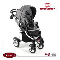 Wózek spacerowy Adbor Vero