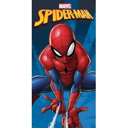 Ręcznik Spider-Man z mikrofibry plażowy 70X140