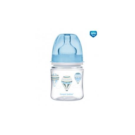 Canpol butelka antykolkowa szerokootworowa 120ml