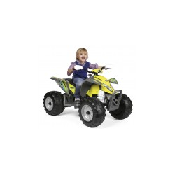 Peg Perego Polaris Outlaw Quad na akumulator 12V