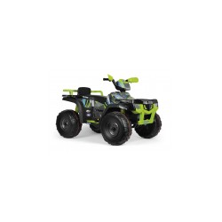 Peg Perego Quad POLARIS Sportsman 850 LIME 24V