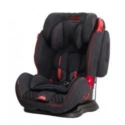 Fotelik samochodowy Coletto Sportivo 9-36kg Black