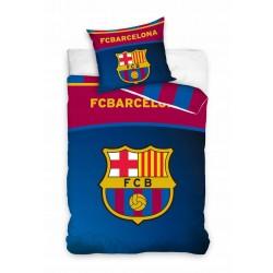 Pościel Carbotex FC Barcelona 160x200cm