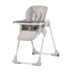 Kinderkraft krzesełko YUMMY grey Rabat