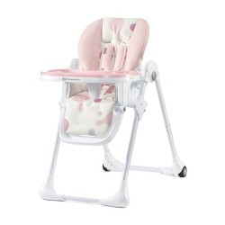 Kinderkraft krzesełko YUMMY pink Rabat