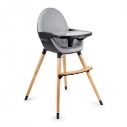 Kinderkraft krzesełko FINI 2w1 black