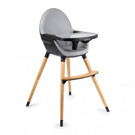 Kinderkraft krzesełko do karmienia FINI 2w1 black